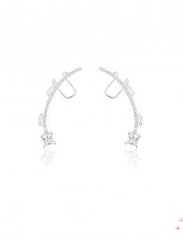 silver earring 92.5% EAR005